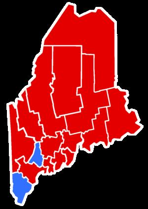 Maine gubernatorial election, 1948 - Image: 1948Maine Gubernatorial