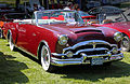 1953 Packard Caribbean convertible, Water Mill.jpg