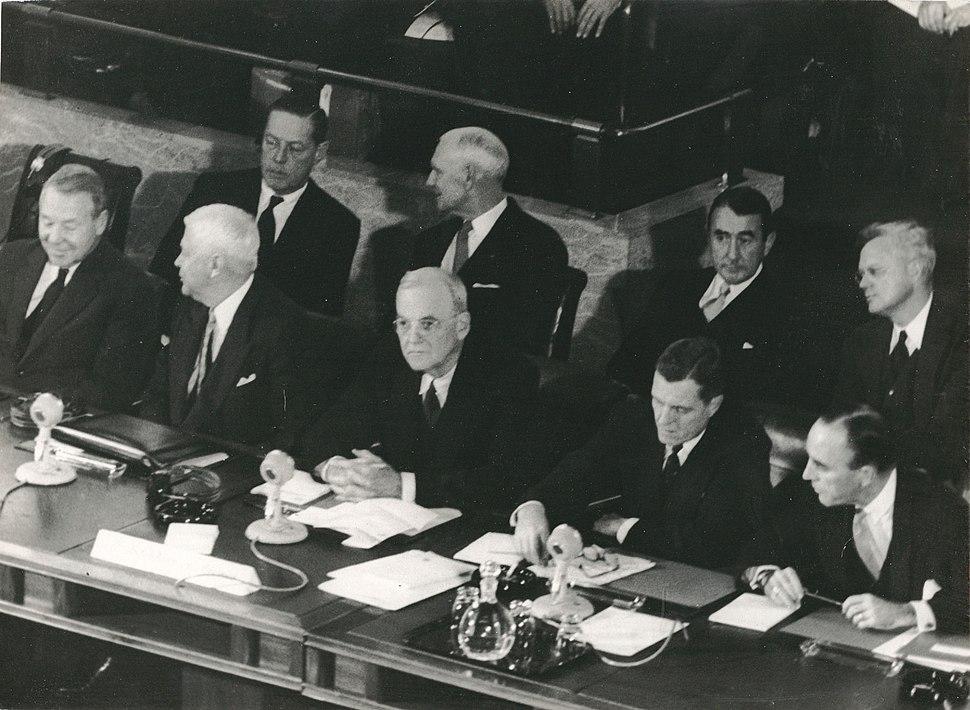 1955 Geneva 'Big 4' Summit