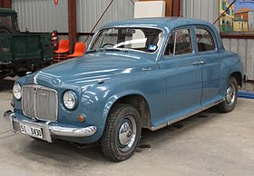 1955 Rover 90 4-Door Saloon.JPG