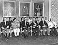 1958. Venezuela. Miembros de la Junta de Gobierno.jpg