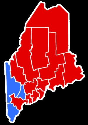 Maine gubernatorial election, 1962 - Image: 1962Maine Gubernatorial