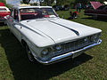 1962 Plymouth Belvedere sedan at 2015 Shenandoah AACA meet 03.jpg