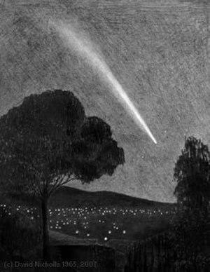 Comet Ikeya–Seki - Image: 1965 S1
