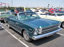 Ford Galaxie 7L uit 1966
