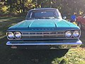 1966 Rambler Classic 550 two-door sedan at 2015 AACA Eastern Regional Fall Meet 04of12.jpg