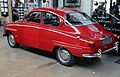1967 Saab 96 V4 at Classic Remise, rear left.jpg