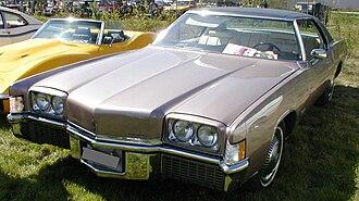 Oldsmobile Toronado - 1971 Oldsmobile Toronado