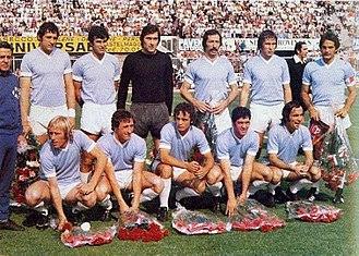 1973–74 Serie A - Image: 1973–74 Società Sportiva Lazio