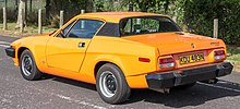 Triumph TR7 - Wikipedia