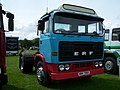 1981 ERF B-series (WBH 788X) tractor unit, 2012 HCVS Tyne-Tees Run.jpg