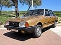 1983 Talbot Solara SX (4642341556).jpg