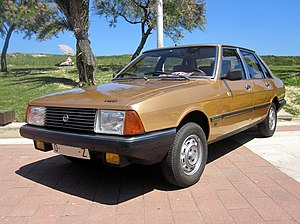 Talbot - 1983 Solara SX