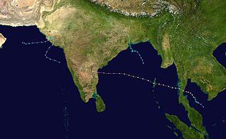 1989 North Indian Ocean cyclone season cyclone season in the North Indian ocean