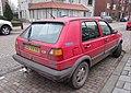 1992 Volkswagen Golf 1.6 CL Pasadena.jpg