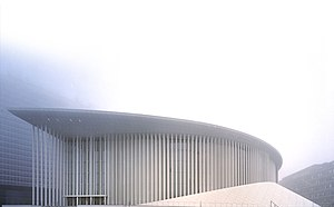 Christian de Portzamparc - Philharmonie Luxembourg (1997-2005)