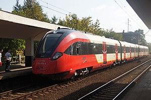 Falenica - Railway station Warsaw-Falenica