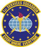 1 Services Sq emblem.png
