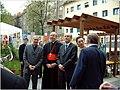 2001 04 28 Caritas Zentrale Eröffnung DSCF0013 (50961281328).jpg
