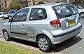 2003-2005 Hyundai Getz (TB) GL 3-door hatchback (2008-10-17).jpg