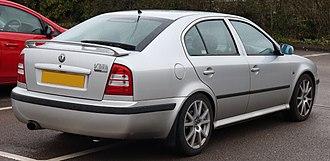 Škoda Octavia - Škoda Octavia vRS