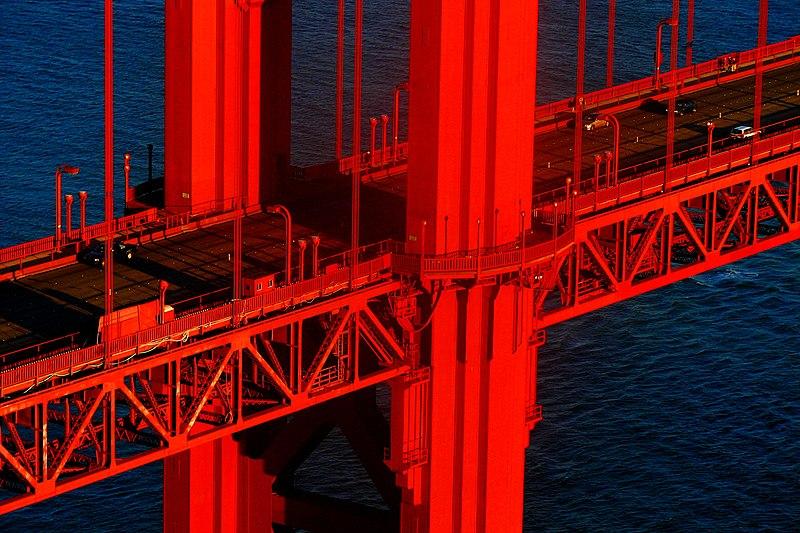 Puente Golden Gate de San Francisco.