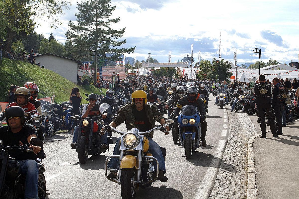 Harley Davidson Bike Week