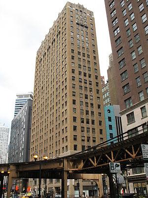 Virgin Hotels Chicago - Image: 20070530 203 North Wabash (2)