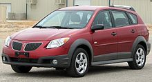 pontiac vibe wikipedia. Black Bedroom Furniture Sets. Home Design Ideas
