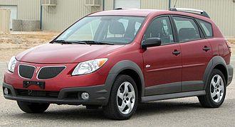 Pontiac Vibe - 2007 Pontiac Vibe
