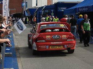 2007 Rally Finland friday 13.JPG