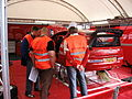 2007 Rally Finland preparations 01.JPG