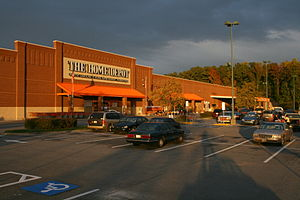 Gallup Home Depot Hours