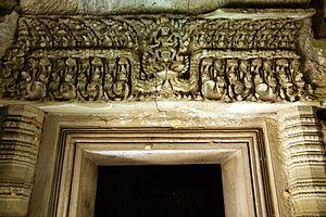 Thommanon - Image: 2009 09 03 09 07 Siem Reap 130 Angkor, Thommanon