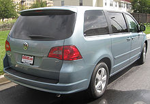 vw routan wikipedia