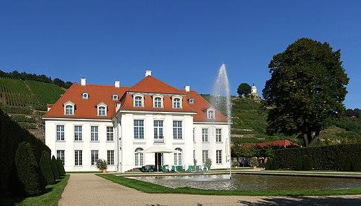Schloss Wackerbarth, Radebeul bei Dresden