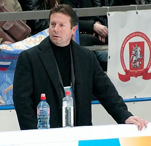 Lee Barkell - Barkell at the 2011 Rostelecom Cup