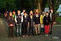 2012-05-09 (01) Schüler der Tellkampfschule und ihr Lehrer an der Geibelbastion.jpg