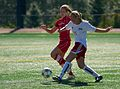 2012 SFU Womens Soccer (7918521664).jpg