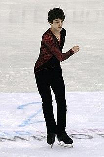 Brendan Kerry Australian figure skater