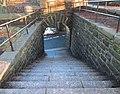 2013 Fort Tryon Park Linden Terrace stairway.jpg