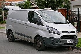 Ford Transit Custom - Wikipedia, the free encyclopedia