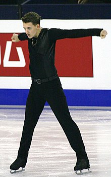 2014 Grand Prix of Figure Skating Final Maxim Kovtun IMG 3298.JPG