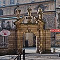 2014 Kłodzko, barokowa brama 05.jpg