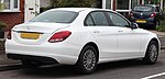 2014 Mercedes-Benz C200 SE Executive Automatic 2.0 Rear.jpg