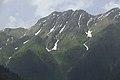 2014 Reliktowy Park Narodowy Rica, Widok na góry przy jeziorze Rica (02).jpg