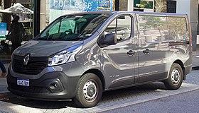 2014 Renault Trafic (X82) dCi140 furgoneta (2018-05-05) 01.jpg