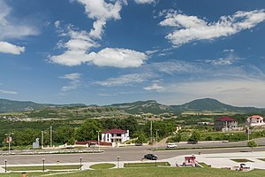 Stepanakert - Stepanakert countryside