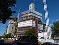 2015 London-Woolwich, Cannon Square construction site 06.jpg