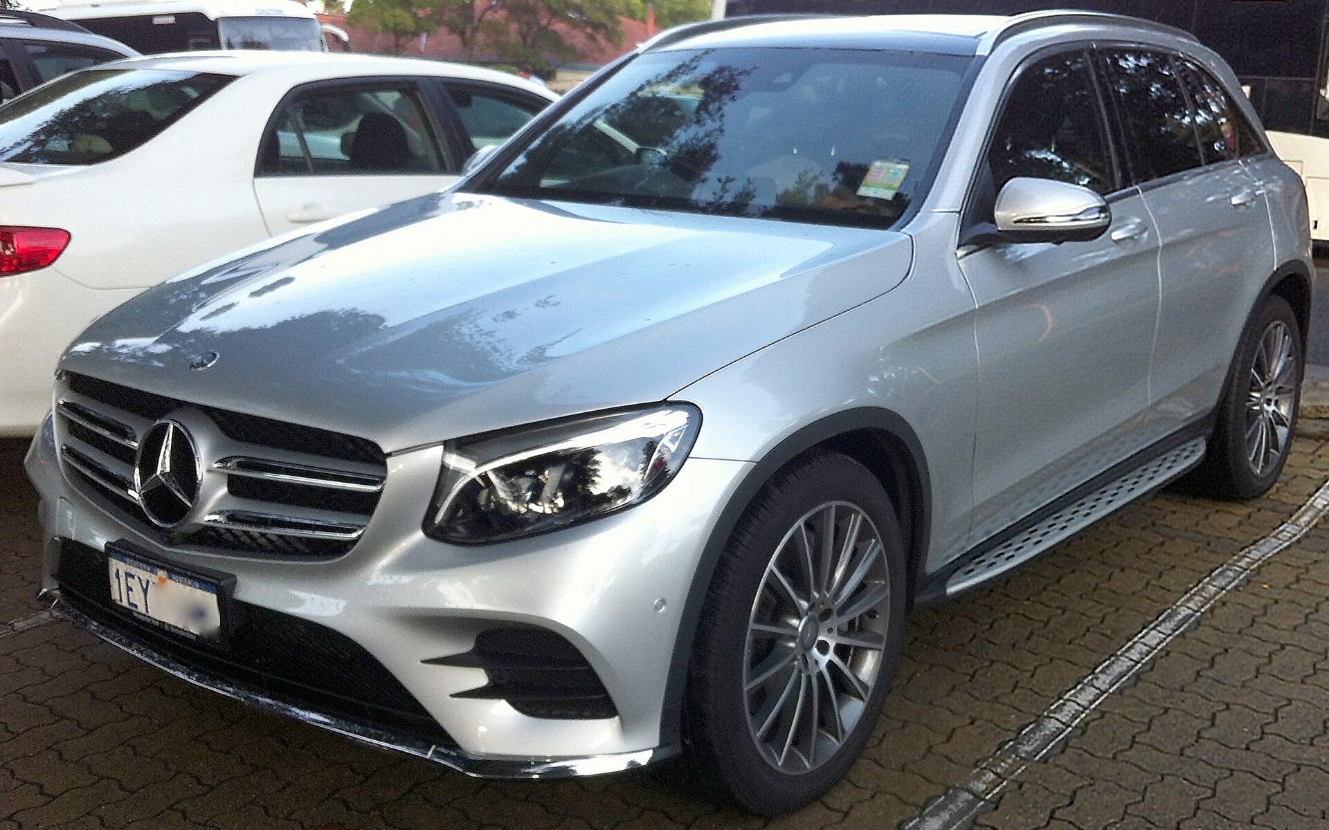 Mercedes Benz Classe Glc Wikip 233 Dia